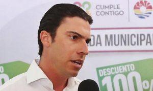 Confianza de benitojuarenses supera meta de recaudación: Remberto Estrada