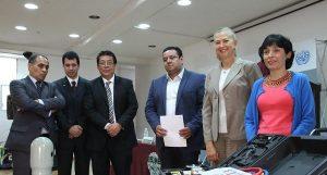 SEMARNAT e IPN capacitando a más de 2 mil técnicos en refrigeración con apoyo de la ONUDI