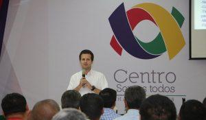 Inaugura Gerardo Gaudiano segunda jornada de capacitación a operadores de cárcamos