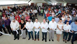 Con 7a Feria de Empleo avanzamos un paso más en dar empleo a familias de Centro: Gaudiano