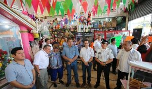 Inicia Centro trabajos de rehabilitación en el mercado de Atasta
