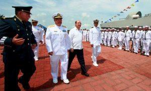 Chiapas da bienvenida a nueva Autoridad Marítima Nacional