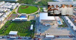 """Inauguran Unidad Deportiva """"Mundo Maya"""" en Ciudad de Carmen"""