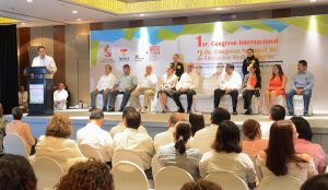 Inaugura Ángel Solís congresos de educación media superior