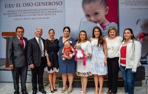 DIF Yucatán se suma a Colecta Nacional de la Cruz Roja Mexicana