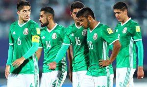 México eliminado del Mundial Sub-20