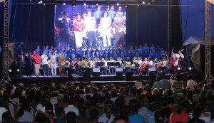 Inició el XVI Festival de la Ciudad, que rinde homenaje a riqueza cultural de Villahermosa