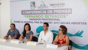 Daré mi mayor esfuerzo para poner en alto el nombre de Puerto Morelos: Fernando Betanzos