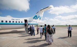 Nuevo vuelo Mérida-Cancún fortalece familias y negocios