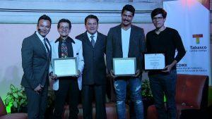 """Presentan charla """"Tabasqueños Exitosos"""" en la casa de Tabasco en México Carlos Pellicer"""