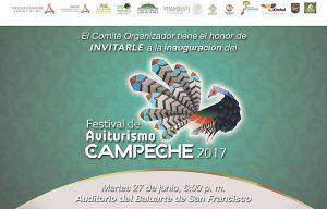 "Realizara SECTUR ""Festival de Aviturismo Campeche 2017"