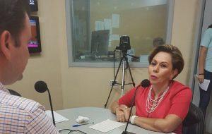 Voy a ser la candidata del PRI al gobierno de Tabasco: Ady García López