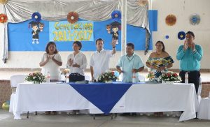 Apadrina Gaudiano generaciones 2011-2017 de alumnos de educación primaria
