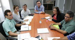 Avanza la UJAT formalización del convenio específico con la CUES de Colombia