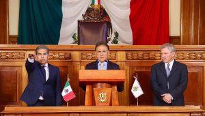 Nombra Yunes Linares nuevo titular de Finanzas y Contraloría en Veracruz