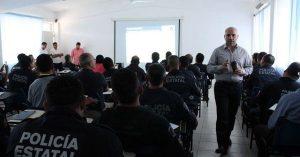 Permanentes y obligatorias son las capacitaciones en la SSP Tabasco: Jorge Aguirre