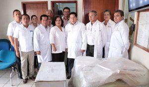 Invierte Salud 7 mdp en mantenimiento de centros médicos en Cunduacán