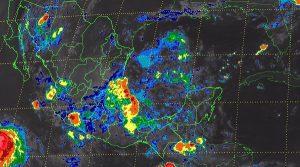 Se pronostican tormentas muy fuertes para Sonora, Sinaloa, Nayarit, Oaxaca, Chiapas y Veracruz