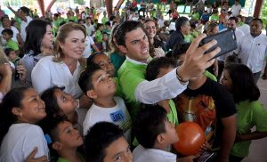 Impulsa Remberto Estrada acciones que fomentan la convivencia y el desarrollo familiar