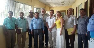 Firman convenio para cultivar 5 mil hectáreas de arroz en la Chontalpa