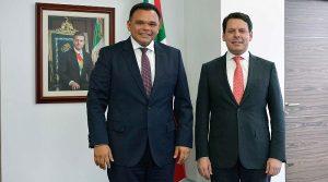 Gobernador de Yucatán y director de CFE dialogan sobre energía e inversiones
