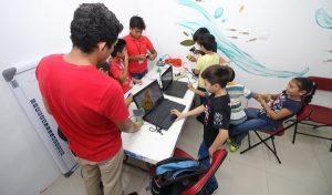 """Disfrutan niños de Cursos de Verano 2017 en la """"Casa de la Tierra"""""""