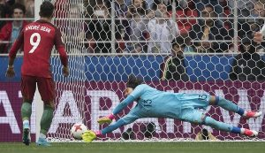 Vence Portugal 2-1 a México