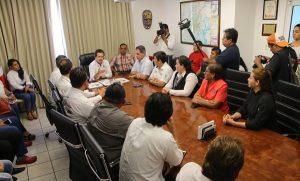 Reconoce Gaudiano a colaboradores y participantes del 2º Festival del Bagre Armado