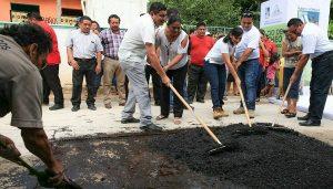 Inicia ciclo de obras de infraestructuras que requiere Leona Vicario