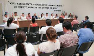 Implementa gobierno de Puerto Morelos medidas para optimizar los recursos municipales