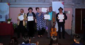"""Rotundo éxito del recital """"Añoranzas"""" en la Casa de Tabasco en México"""