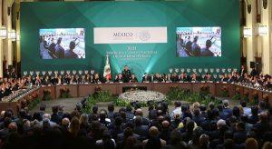 Peña Nieto refrenda respaldo a Campeche, Moreno Cárdenas se reúne con el Presidente