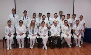 Hospital del Niño en Tabasco, sede de formación académica de médicos extranjeros