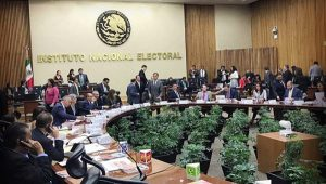 Aprueba INE históricos 6 mil 789 MDP a partidos políticos para 2018