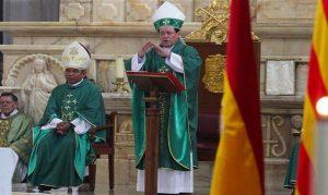 Partidos políticos no tienen llenadera: Arquidiócesis
