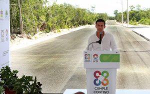 El trabajo transparente es básico para un Benito Juárez de 10: Remberto Estrada