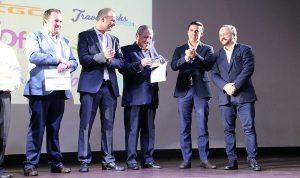 Remberto Estrada reconoce a empresas que ayudan a fortalecer el destino Cancún