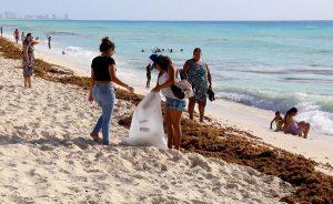 Limpieza de playas vital para mantener un destino turístico de calidad: Remberto Estrada