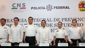 En marcha Prevención de los Delitos de Secuestro y Extorsión en el municipio de Benito Juárez