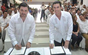 Tuxtla Gutiérrez y Cancún, importantes polos turísticos: Remberto Estrada