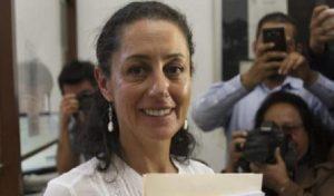 No defraudaremos como candidata a la jefatura de la CDMX: Claudia Sheinbaum