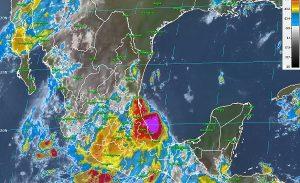 Tormentas torrenciales en Veracruz, Puebla, Hidalgo, Querétaro, Guerrero, Michoacán y Colima
