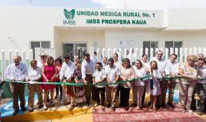 Mayor cobertura médica para comunidades indígenas en Yucatán