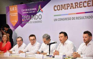 Gran impulso a Educación Media Superior y Superior en Campeche: Medina Farfán