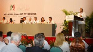 El PRI unido es invencible: Jorge Carlos Ramírez Marín