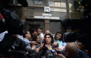 Piso parejo para los aspirantes del PRI: Ivonne Ortega