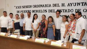 Gobierno de Puerto Morelos, apegado a código de ética