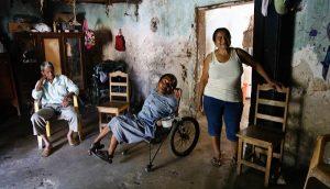 Respalda federación acciones de vivienda para personas con discapacidad en Yucatán