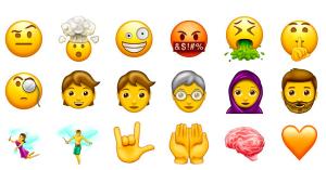 Presenta WhatsApp nuevos Emojis