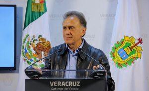 Se reanudan clases en Veracruz este miércoles: Yunes Linares